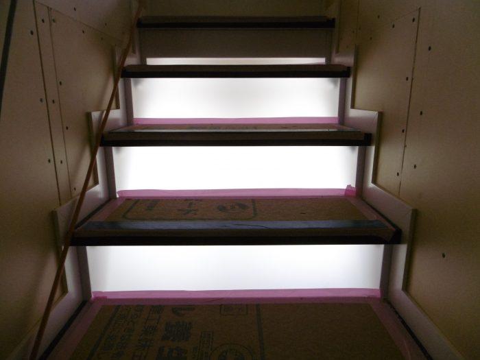 オリジナル 階段