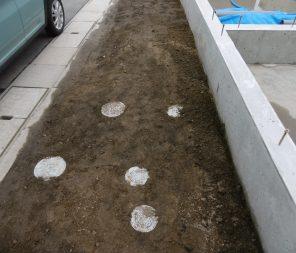 基礎配管 緑井