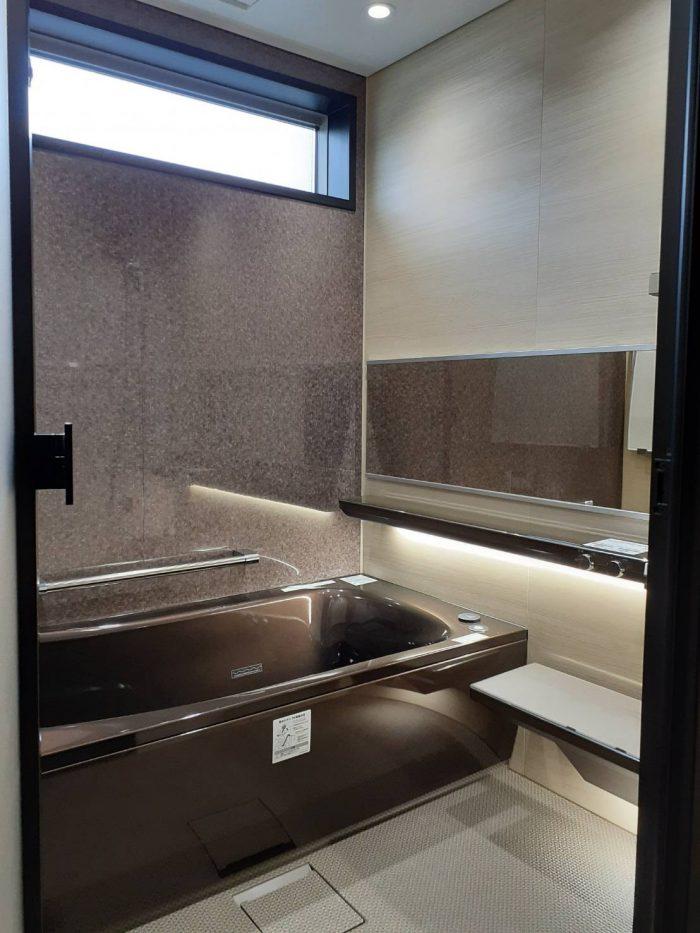 自動洗浄お風呂